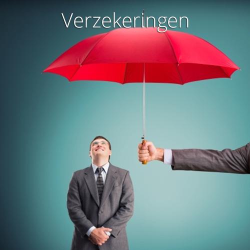 Verzekeringen als bescherming tegen regen